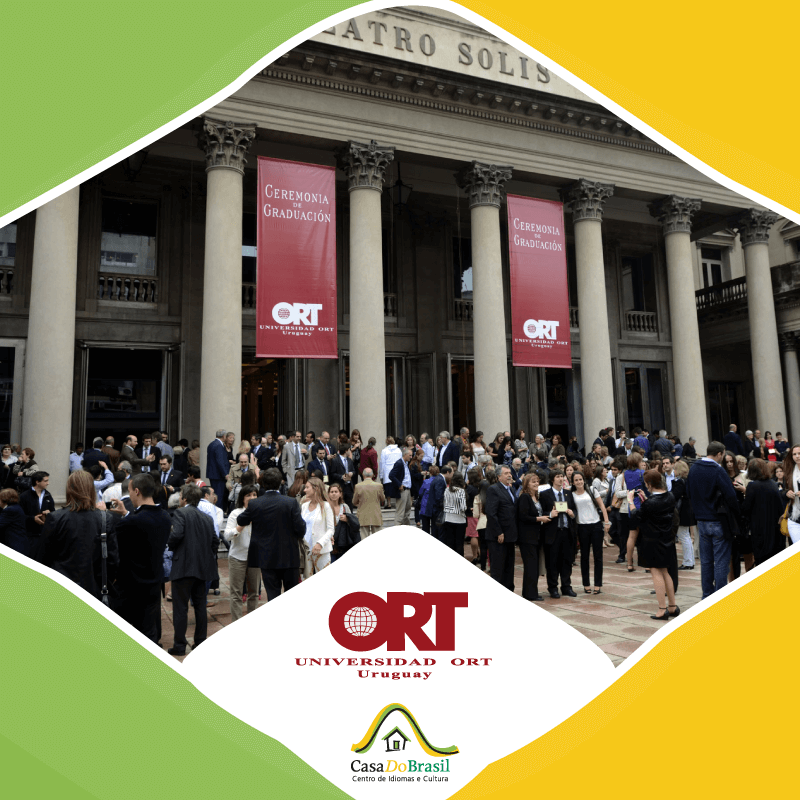 Portugués en Universidad ORT Uruguay