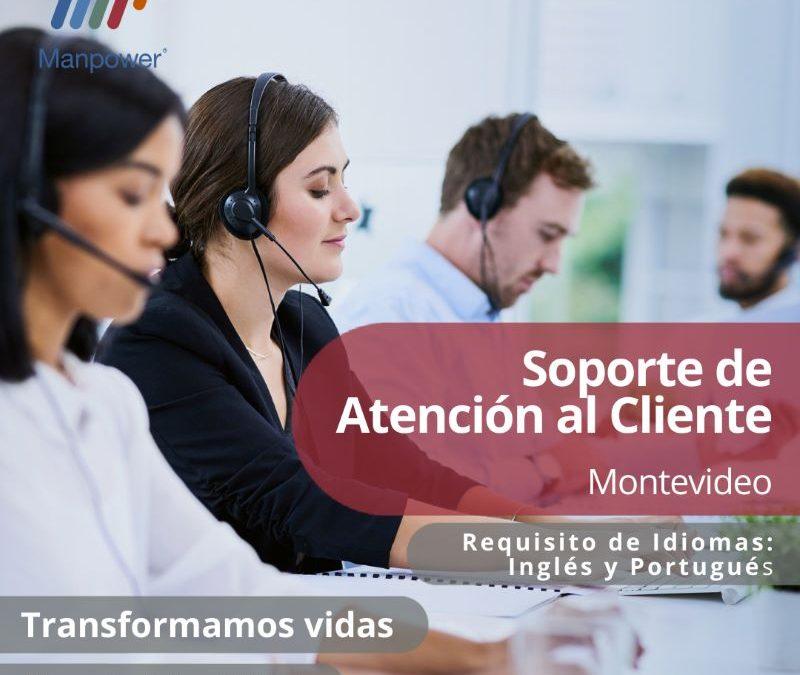 Manpower busca Agente de atención al cliente vía chat (Portugués Avanzado/Nativo)