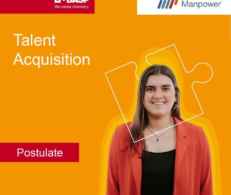 Manpower busca Talent Acquisition